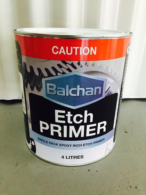 Balchan Super Etch Primer 4 Litre
