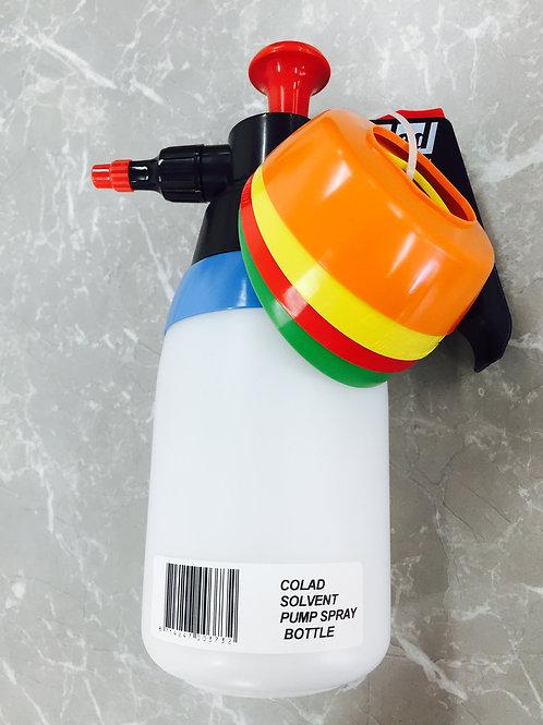 Colad Solvent Pump Spray bottle kit