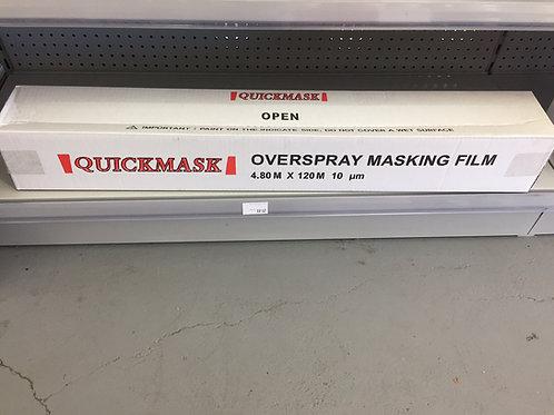 Quick Mask Poly Masking Roll 4.8M x 120M