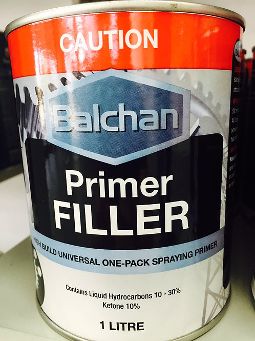 Balchan Acrylic Primer Filler 1 Litre