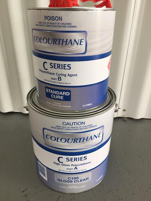 Colourthane 2K ClearCoat & Hardener 6 Litre Kit