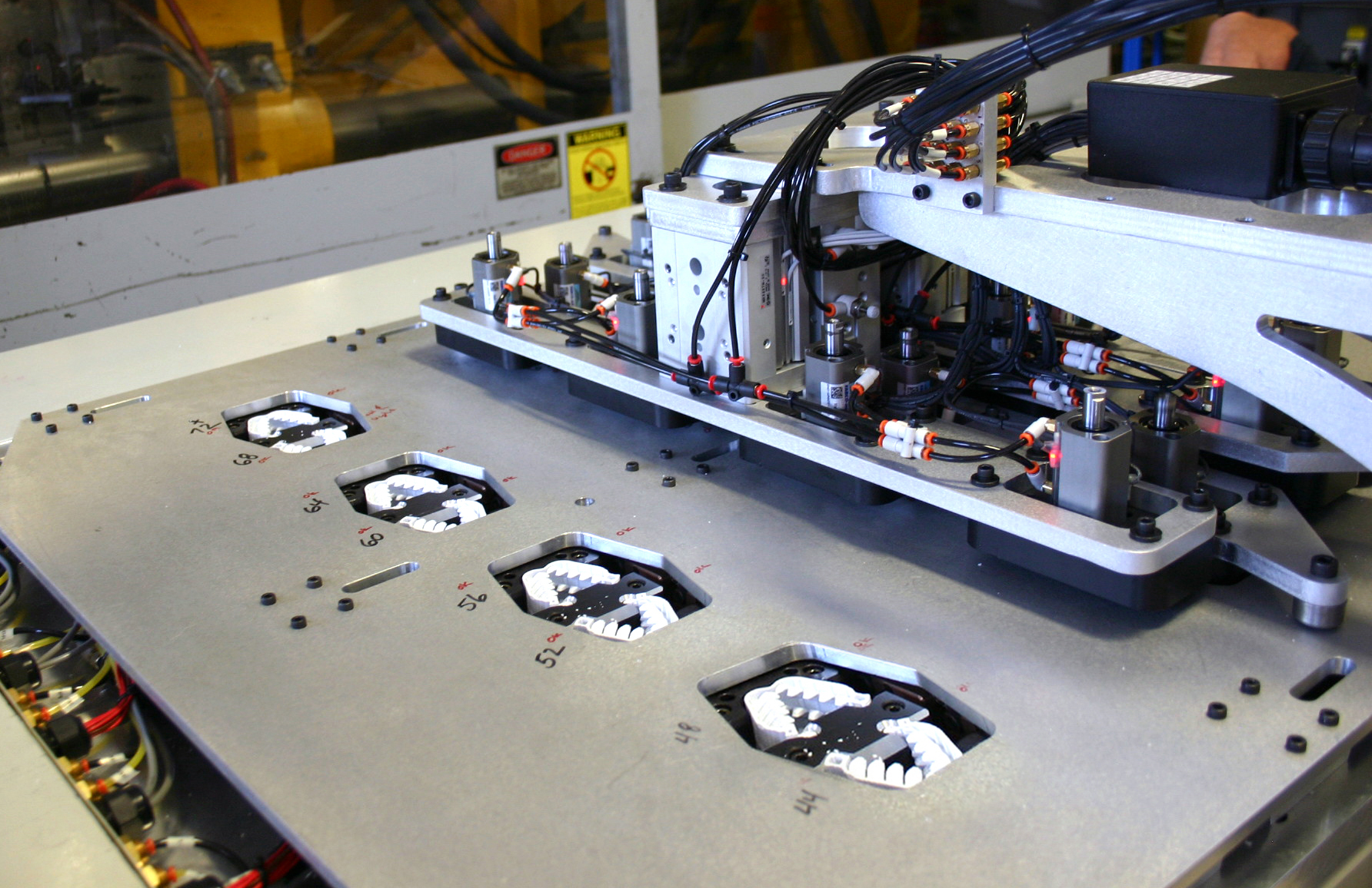 Automated Assembly Welding