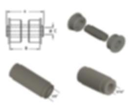 Plastic Bearing Units