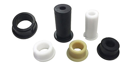 Solid Flanged Bearings