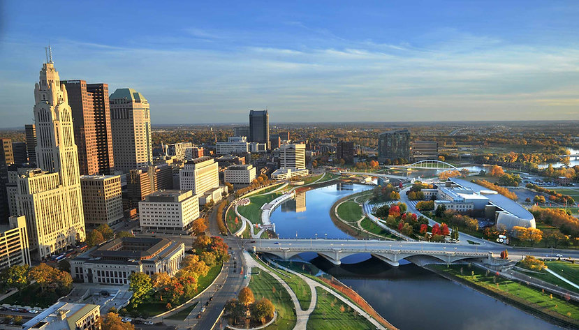 Columbus, Ohio City Views