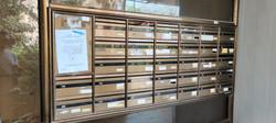 חלוקת מנשרים בתיבות הדואר