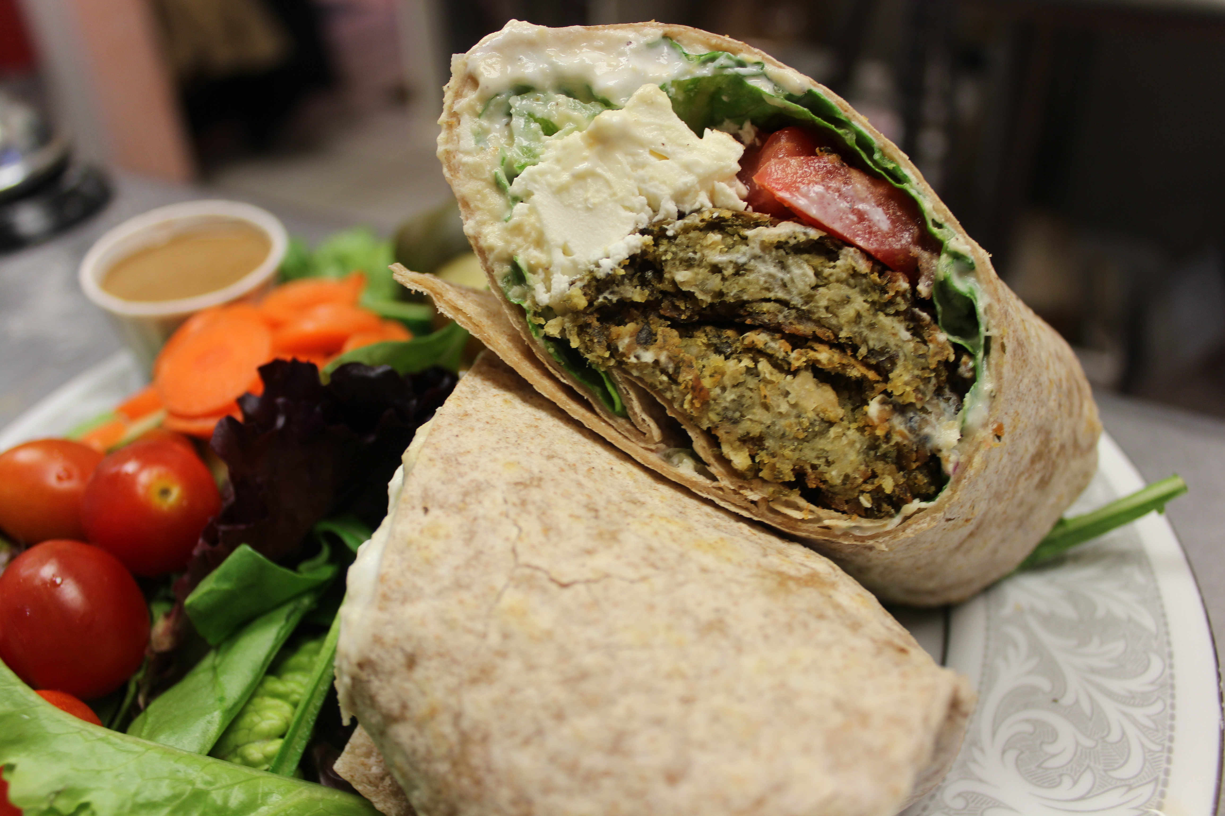 Auntie Cathie's Kitchen - Wrap
