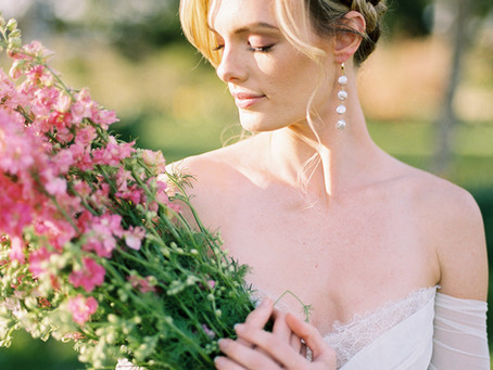 Spring Wedding Inspiration at Oakwood Gardens