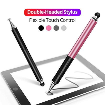 Universal 2 in 1 stylus pen
