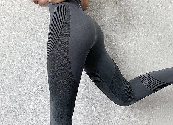 Women High Waist Seamless Leggings