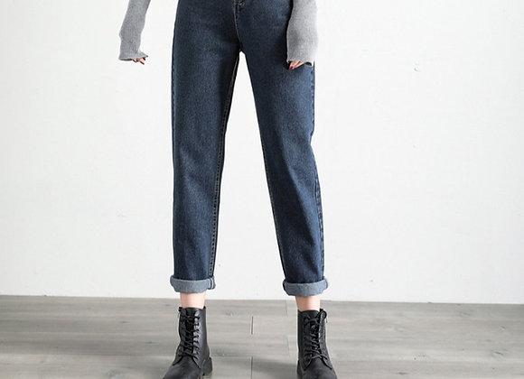 High Waist Boy Jeans