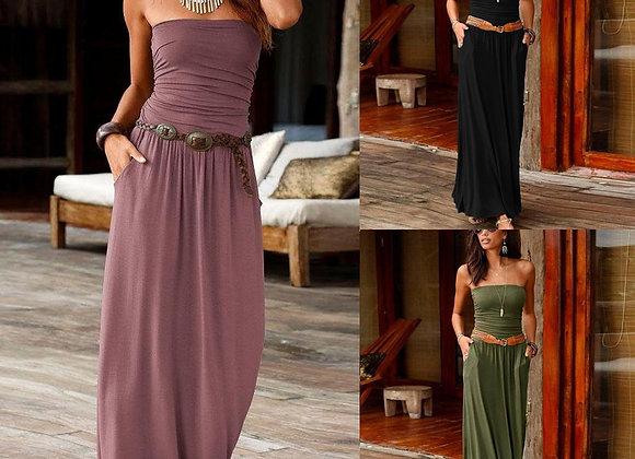 Casual Wear Long Dress