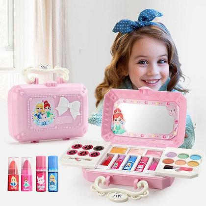 Non toxic children  makeup box set