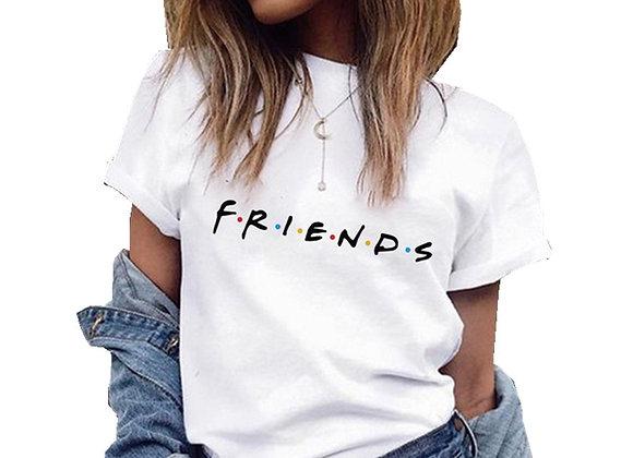 Short Sleeve Friends Top