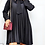 Thumbnail: Plus Size Pleated Dresses With Bowtie