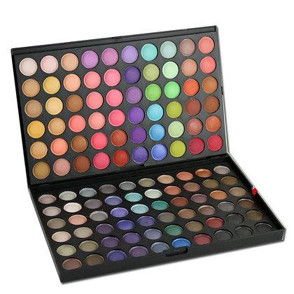 120 Colours waterproof eye shadow palette