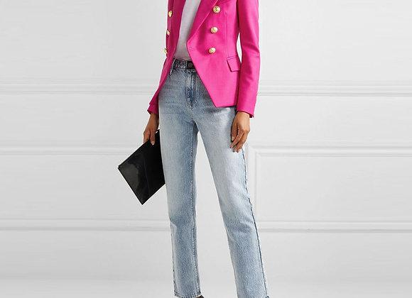 Elegant Textured Blazer