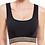 Thumbnail: Cross-back sports bra shorts
