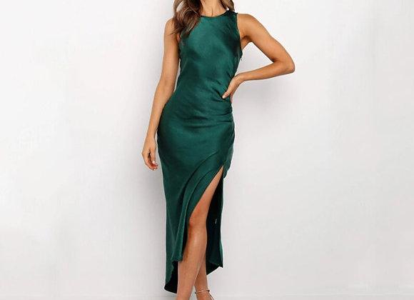 Elegant Sexy Split Maxi Dress