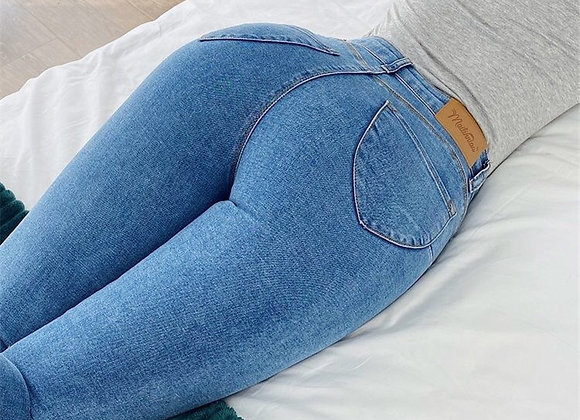 Skinny Tight Pencil Jeans