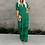 Thumbnail: Boho Style Lace V-Neck Maxi Dress