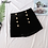 Thumbnail: Elegant Look Black Shorts