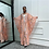 Thumbnail: Printed Kimono Cardigan Abaya