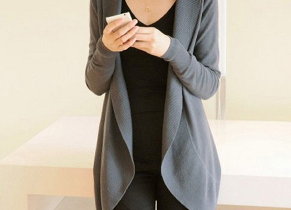 Elegant Long Cardigan