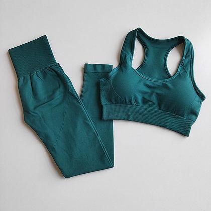 Fitness women yoga set