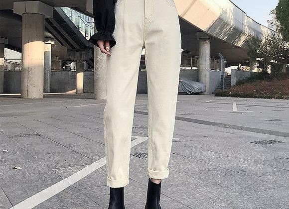 High Waist Vintage Jeans
