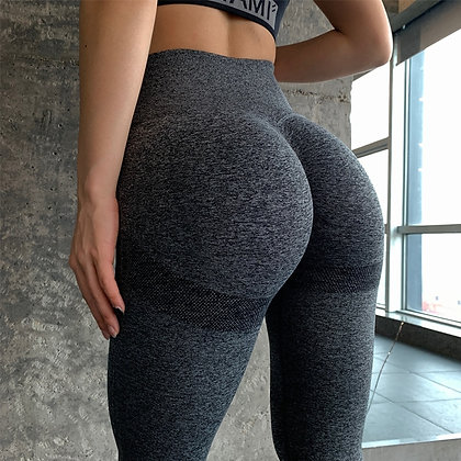 Seamless yoga pants women high waisted sport leggings