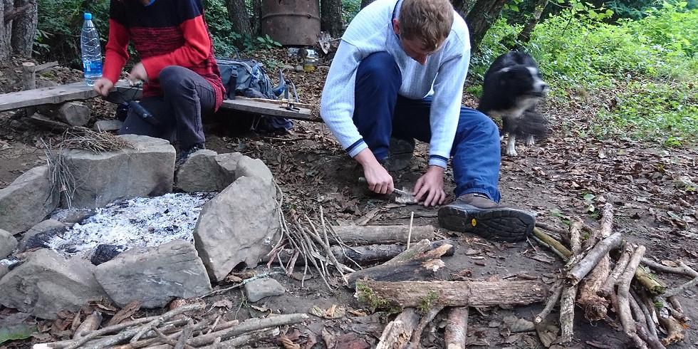 Basic Wilderness Survival Weekend