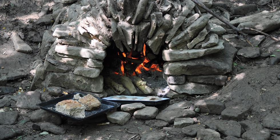 Advanced Wilderness Weekend Survival LVL2 - Fire, Fireplaces, Cooking & Baking