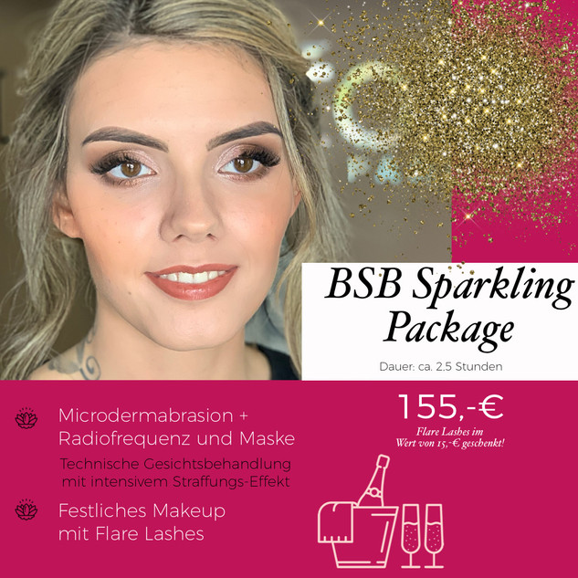 BSB Sparkling Package