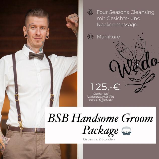 BSB Handsome Groom Package