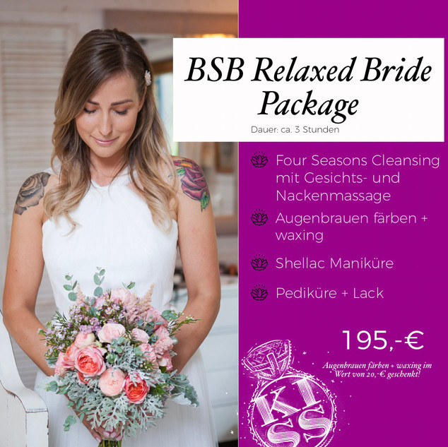 BSB Relaxed Bride Package
