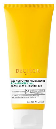 DECLÉOR Rosmarin Black Clay Cleansing Gel