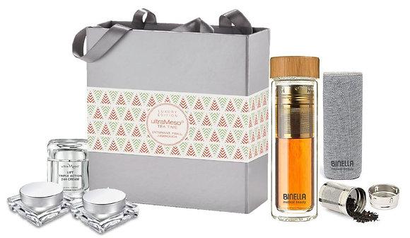 Binella ultraMeso® Luxury Tea Time Box-4 Produkte+Tea-Bottle