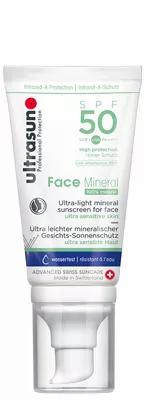 ULTRA SUN - Face Mineral SPF 50