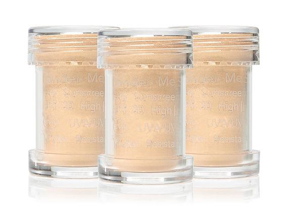 jane iredale - Powder-Me SPF Brush - Golden - 3er Refill