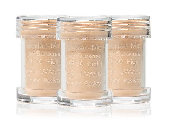jane iredale - Powder-Me SPF Brush - Nude - 3er Refill