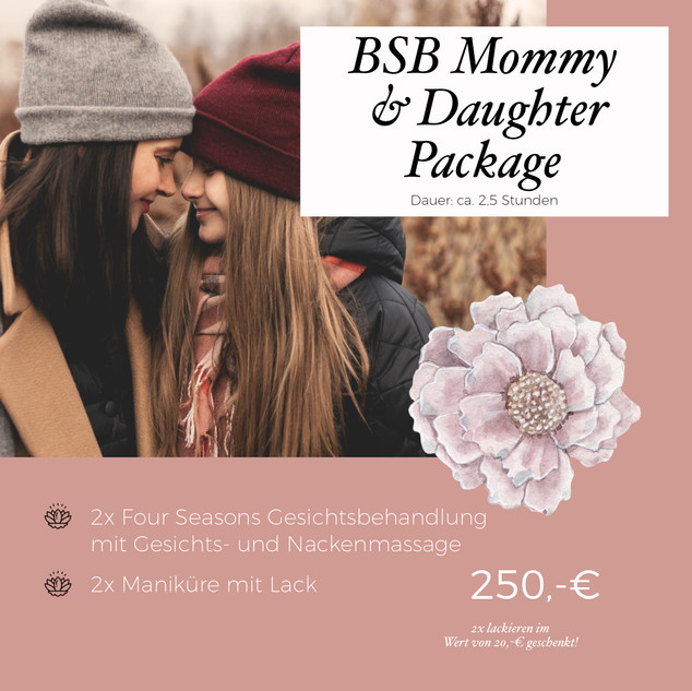 BSB Mommy & Daughter Package