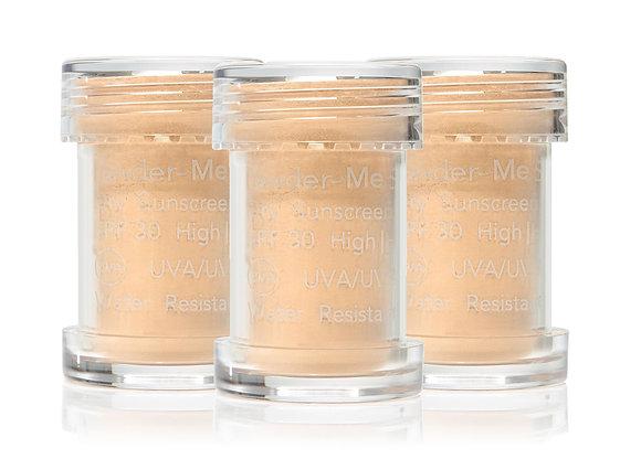 jane iredale - Powder-Me SPF Brush - Tanned - 3er Refill