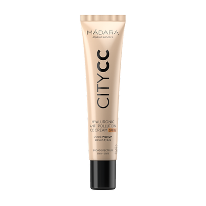 MÁDARA City CC Cream SPF 15