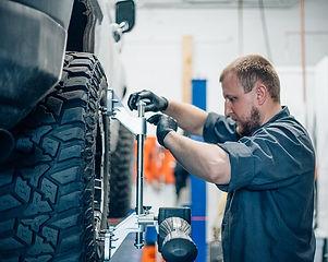 Diesel service and repair