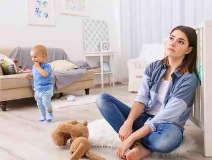 Návyk na samotu a kompenzace... a mateřství