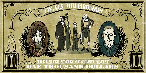 Cie Les Milliardaires