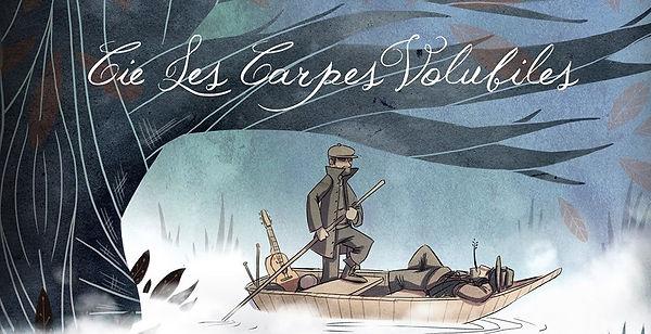 Cie Les Carpes Volubiles - Les Canets du Trottoir