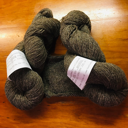 DSF Crossbreed Pewter 2-ply FINGERING