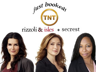 Booked It Rizzoli & Isles!!